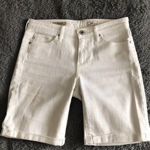 AG Brooke Bermuda Shorts